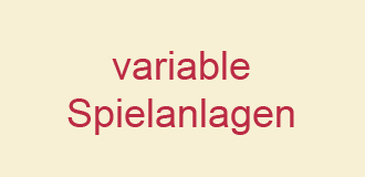 Text variable Spielanlagen